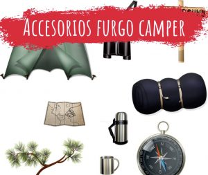 accesorios camper