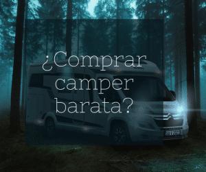 furgoneta segundamano camper