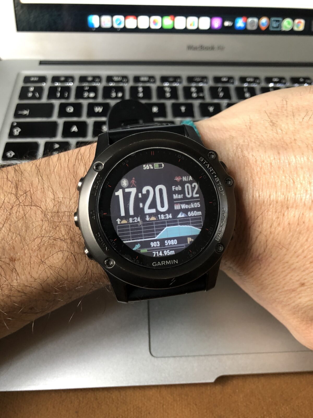 Garmin Fenix GPS